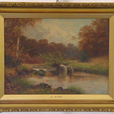 E. Dunn - Paesaggio